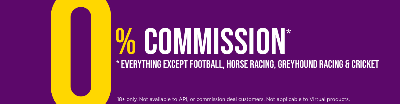 Betdaq Commission Rates